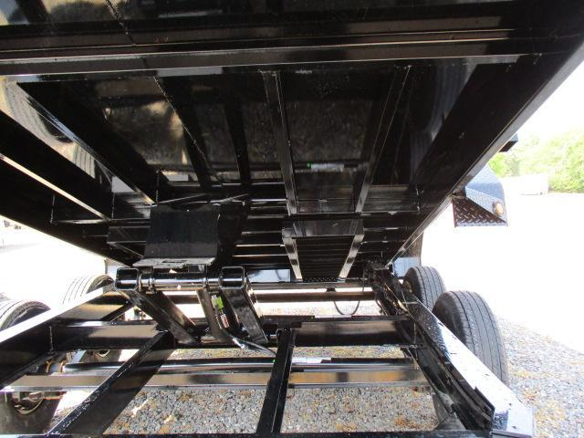 2021 Load Trail BP 83 x 14 w/48in Sides Dump Trailer