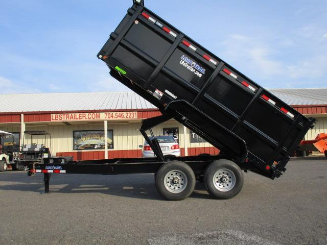 2020 Load Trail 83 x 14 Dump Trailer