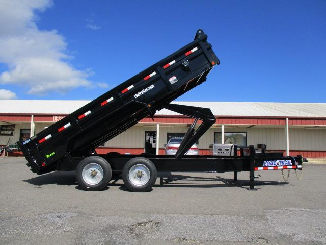 2020 Load Trail 83 x 16 HD Low Pro Dump Trailer