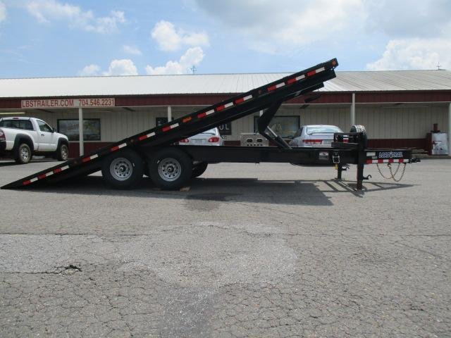 2020 Load Trail 102 X 22 Tilt Deck Equipment Trailer