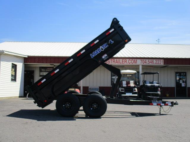 2020 Load Trail 72 X 12 Dump Trailer