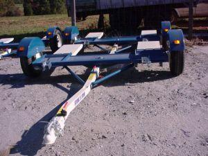 USED 2013 Stehl Tow Dolly Without Brakes