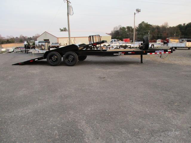 2021 Load Trail 83 x 22 Tilt Equipment Trailer