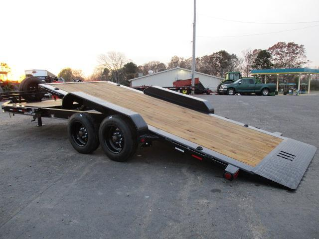 2021 Load Trail 83 x 22 Tilt Equipment Trailer