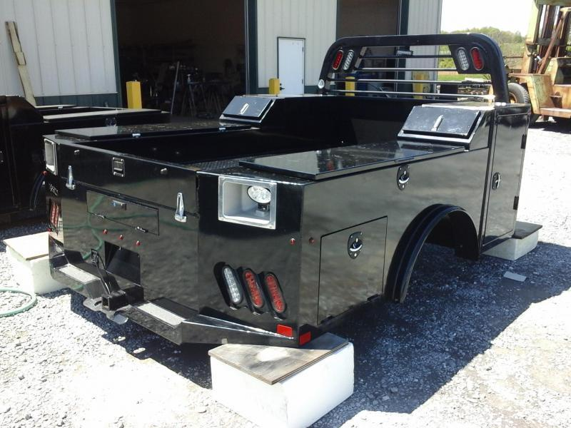 2019 Norstar SD Truck Bed  Fits:  Ford  SRW SWB