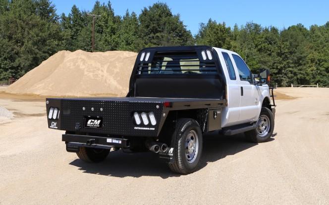 CM RD Truck Bed Fits: FORD SRW LWB 2017-C & DODGE 03-C SRW LWB