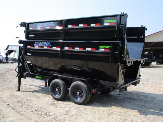 2021 Load Trail 83 X 14 GN Drop-N-Go Frame Only Dump Trailer