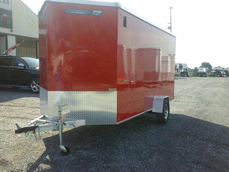 2020 Aluma ESW614R Enclosed Cargo Trailer