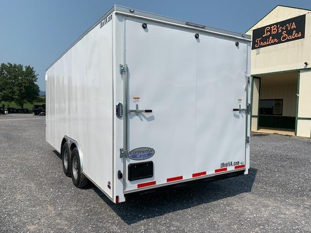 2022 Continental Cargo 8.5x20 TA Enclosed Cargo Trailer