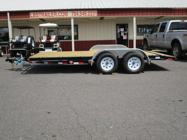 2020 PJ Trailers 16 X 5 Channel CH Car / Racing Trailer