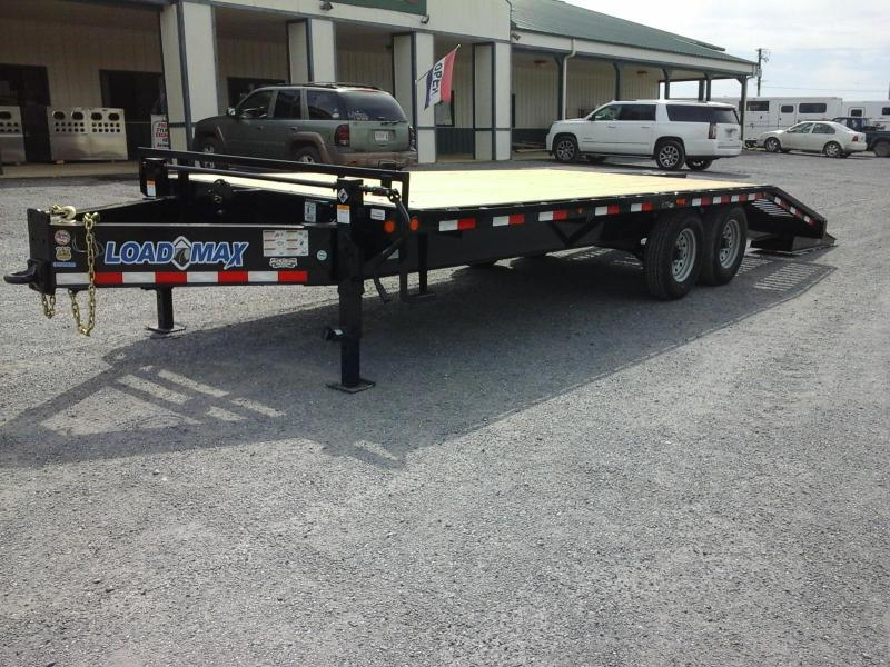 2016 Load Trail 102 x 22 HD PH Equipment Trailer