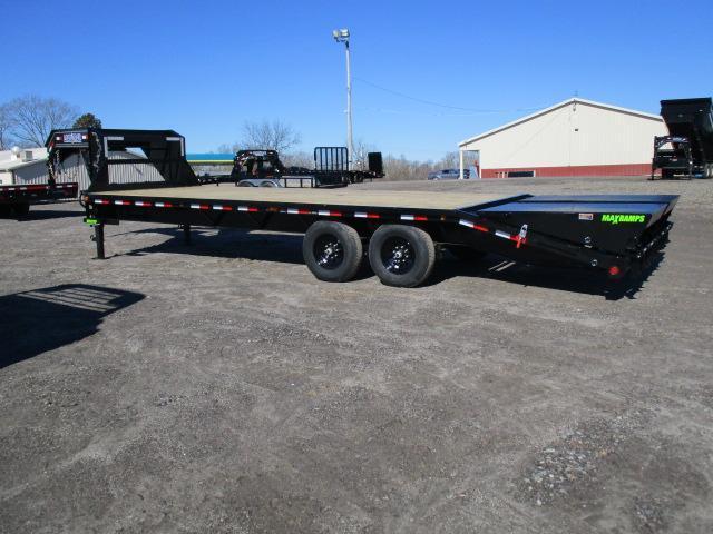 2021 Load Trail 102 x 25 w/Max Ramps Equipment Trailer