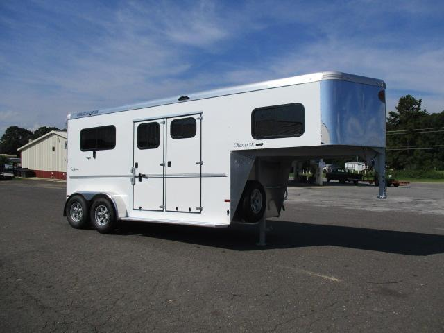 2019 Sundowner 2H Straight TRSE Horse Trailer