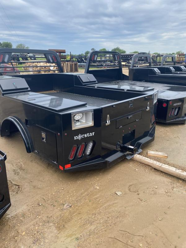 2022 Norstar SD Truck Bed  Fits: Ford/Ram 60 CA Cab & Chassis