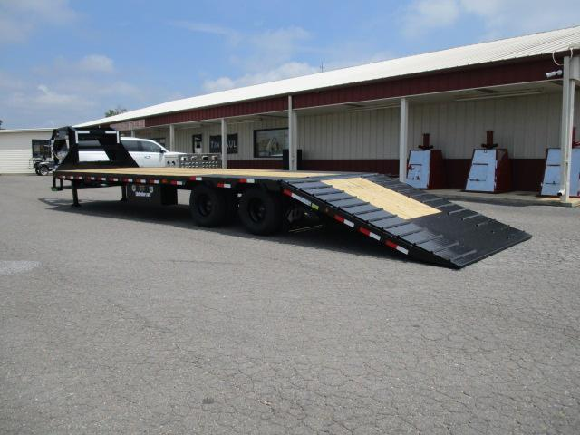 2021 Load Trail 102 x 34 Low Pro w/Hyd Dove Equipment Trailer