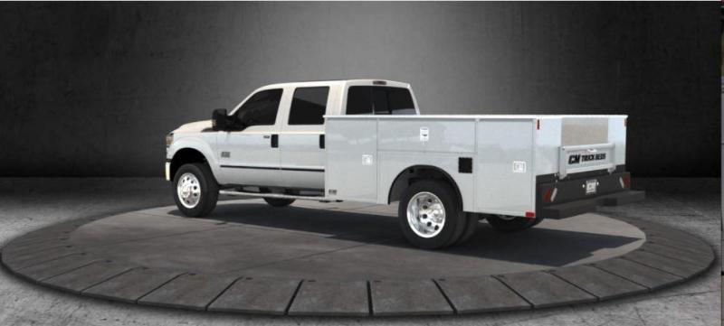 2020 CM Truck Beds CMG 110/94VVSS Truck Bed
