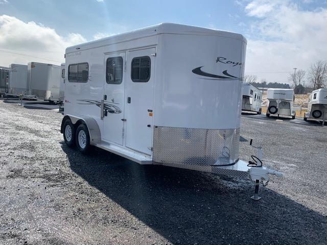 2021 Trails West Royale BP Plus Horse Trailer
