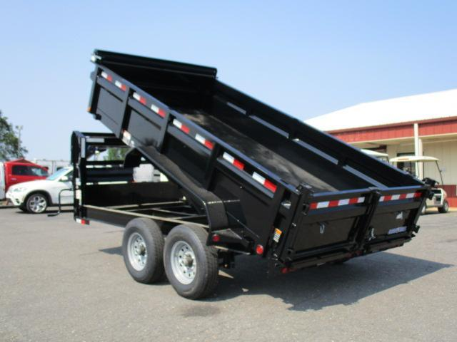 "2019 Load Trail 83"" x 14' Dump Trailer"