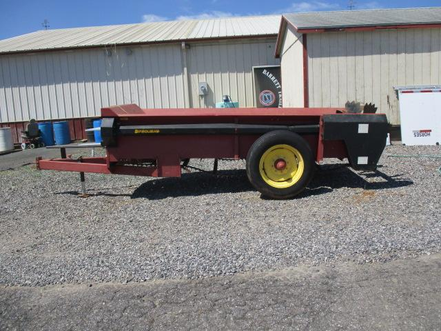 2014 Pequea 125 PTO Manure Spreader Farm / Ranch
