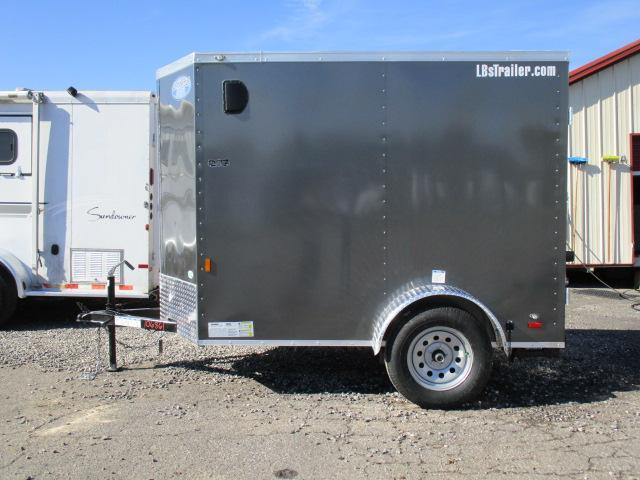 2021 Continental Trailers GANS58SA Enclosed Cargo Trailer