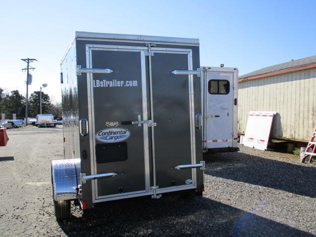 2021 Continental Trailers GANS58SA Enclosed Cargo Trailer