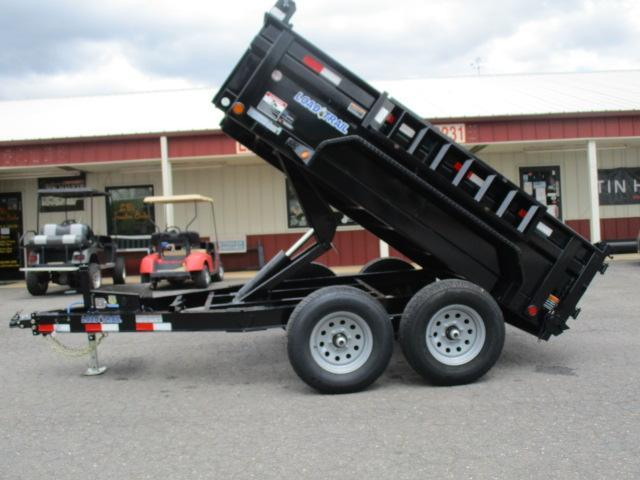 2020 Load Trail 72 x 10 Dump Trailer