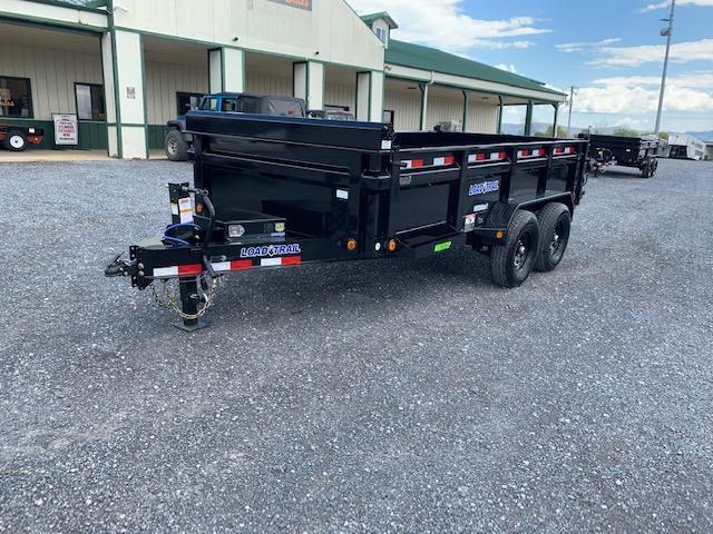 2021 Load Trail 83X12 TA Dump Trailer