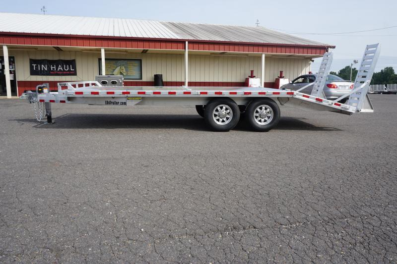 2021 Aluma 1020-14K Equipment Trailer