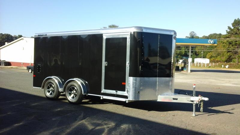 2018 Sundowner Trailers BP 16' Motorcycle Trailer