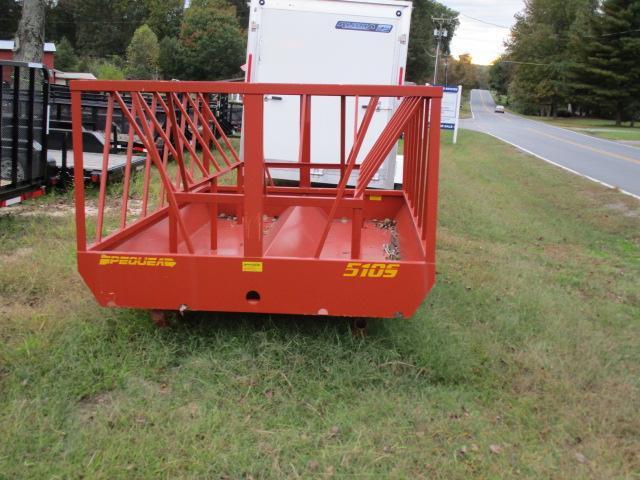 2019 Pequea 510S Hay / Forage