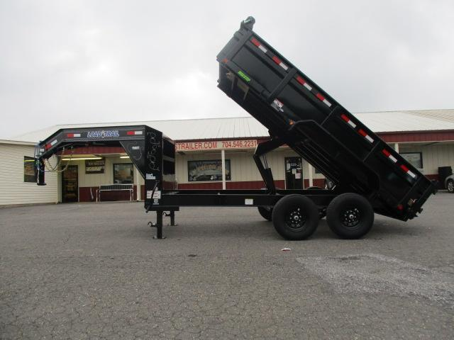 2020 Load Trail 83 x 14 GN Dump Trailer