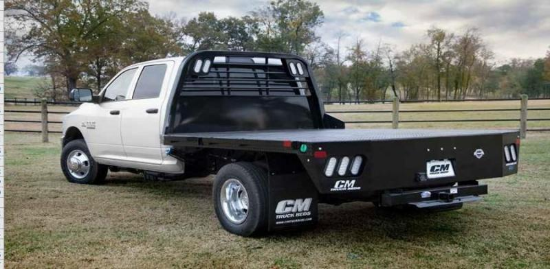 CM RD Truck Bed Fits: FORD & RAM Cab & Chassis 60CA