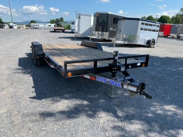 2021 Load Trail 83x18 TA BP Carhauler Utility Trailer