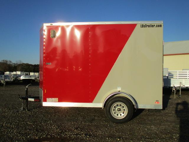 2021 Continental Trailers GANS610SA Enclosed Cargo Trailer