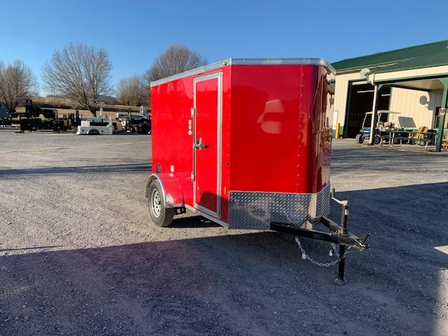 2022 Continental Cargo 5x8 SA Enclosed Cargo Trailer