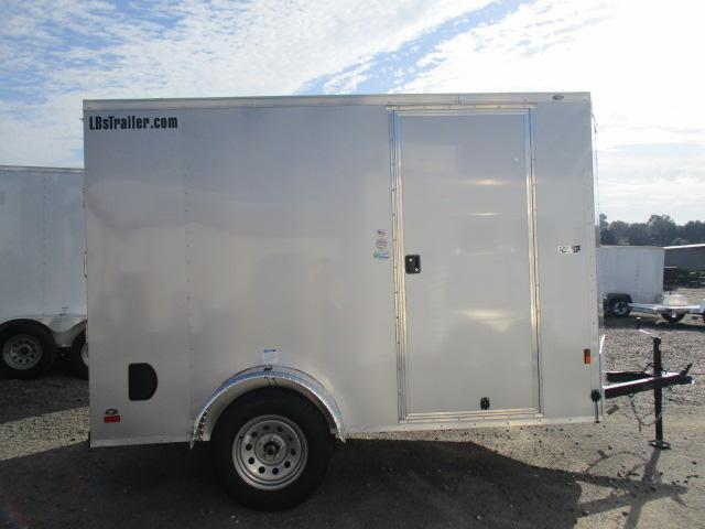 2021 Continental Trailers GANS610 Enclosed Cargo Trailer