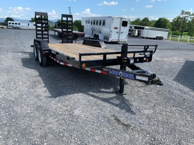 2021 Load Trail 83x18 TA Carhauler Utility Trailer