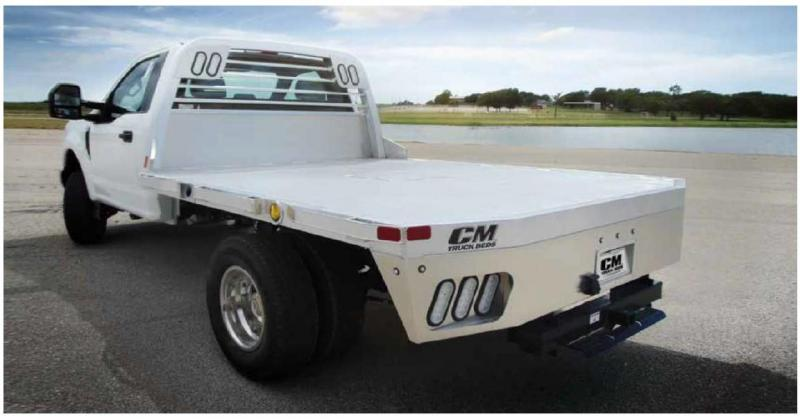 CM Truck Beds ALRD Truck Bed