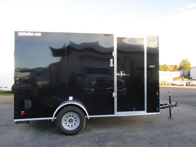 2021 Continental Trailers GANS612SA Enclosed Cargo Trailer
