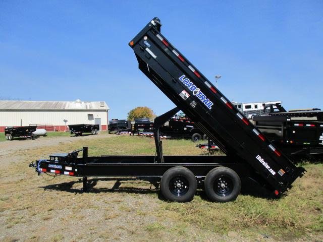 "2021 Load Trail 96"" x 14' Tandem Axle Dump Trailer"
