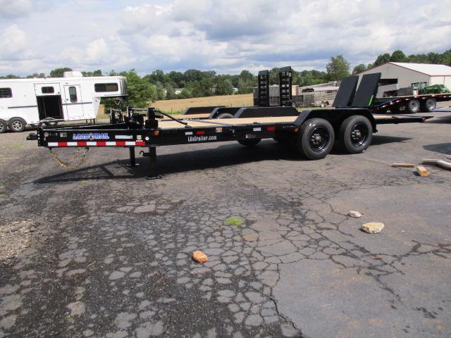 2021 Load Trail 83 x 20 Tilt 2-10k axles Equipment Trailer