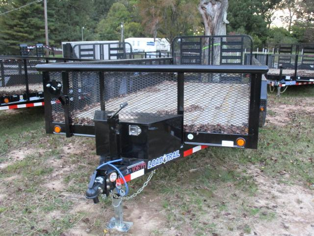 "2021 Load Trail 83""x18' Carhauler w/Sides Car / Racing Trailer"
