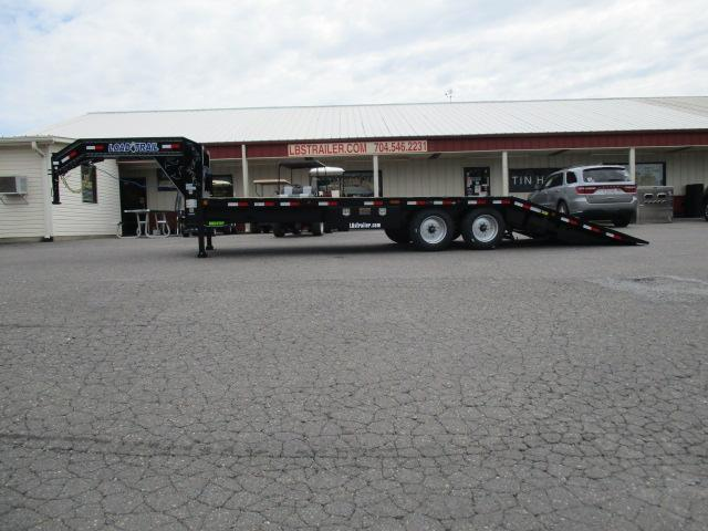 "2020 Load Trail 102"" x 26' Hydraulic Dove Equipment Trailer"