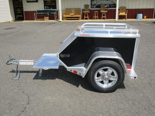 2021 Aluma MCT Motorcycle Trailer
