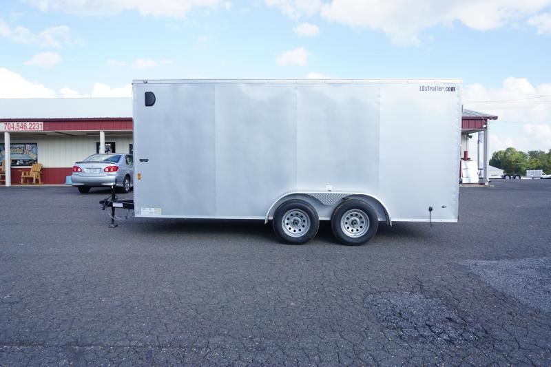 2021 Continental Cargo GANS716TA2 Enclosed Cargo Trailer
