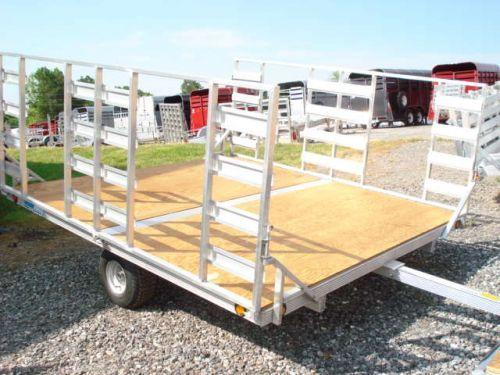 2008 2 place ATV Trailer