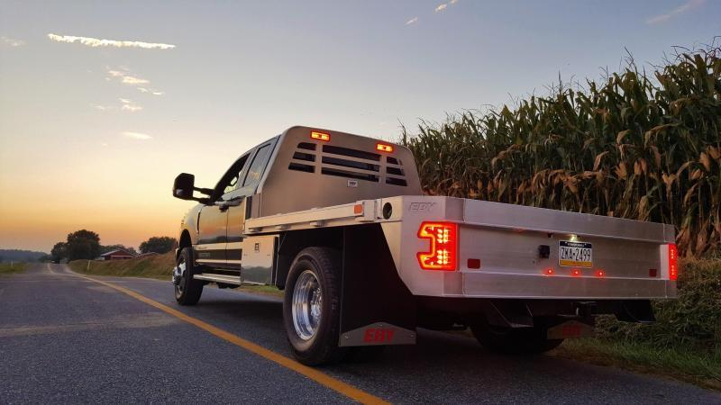 2019 EBY Big Country Bed Truck Bed   Fits: Body Off Duallies