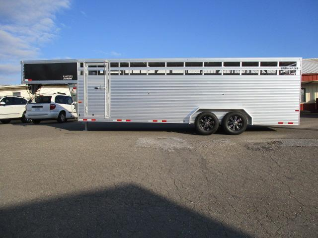 2020 Sundowner 24' Rancher XP Livestock Trailer