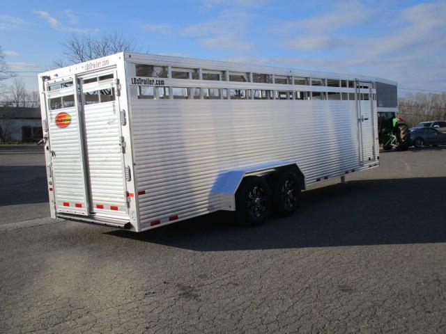 2020 Sundowner 24' Rancher XP Livestock Trailer