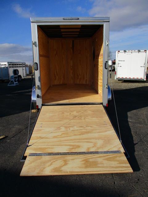 2021 Continental Cargo GANS610SA Enclosed Cargo Trailer